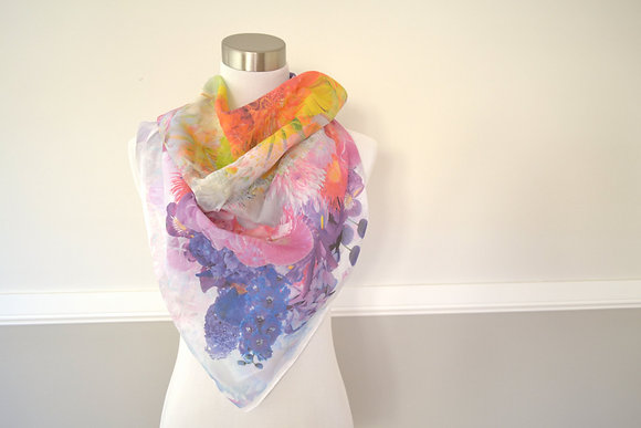 The Floristry Scarf