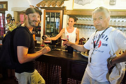 Wine Tasting at Paladin Winery with Calv
