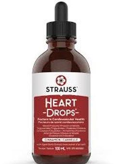 Heart Drops Cinnamon - Strauss