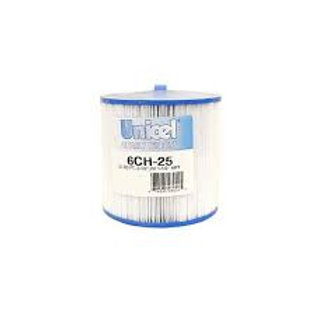 6CH-25 - Unicel Hot Tub Filter