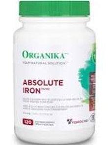 Absolute Iron - Organika