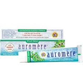 Mint Toothpaste - Auromere