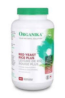 Red Yeast Rice Plus - Organika