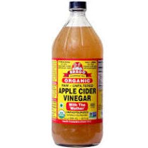 Apple Cider Vinegar 32oz - Bragg