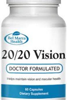 20/20 Vision - Bel Marra Health