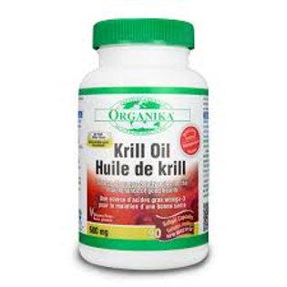 Krill Oil - Organika