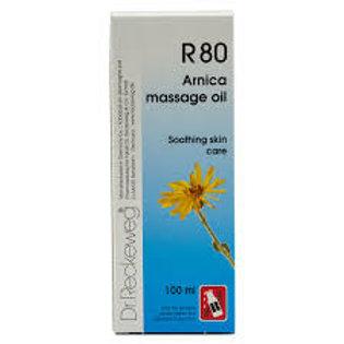 R80 Arnica Massage Oil - Dr. Reckeweg