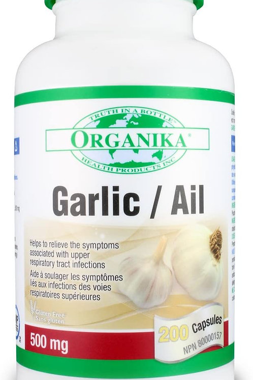 Garlic - Organika