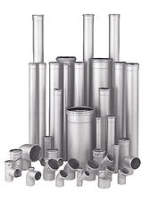 Blucher stainless steel push-fit sanitary drainage pipes