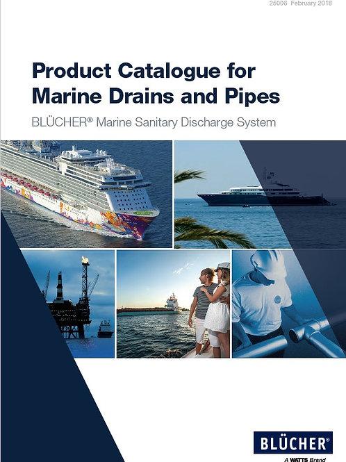 Blucher Marine Catalog 2018