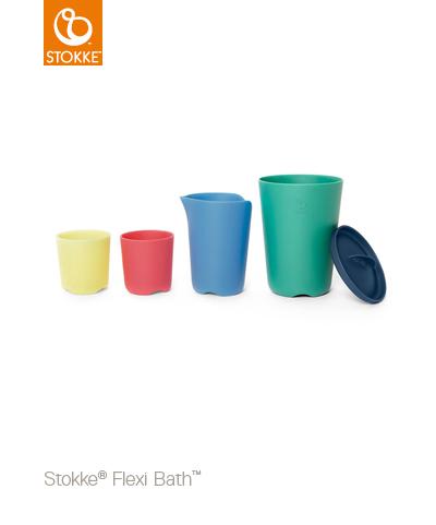 Fürdető játék poharak