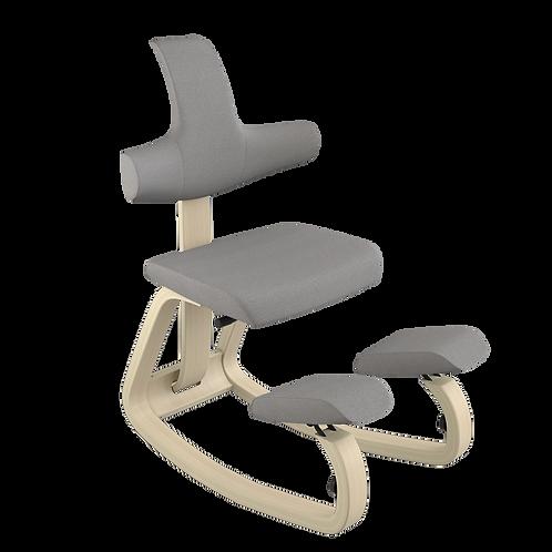 Thatsit balans® hintatalpas szék natúr vázzal