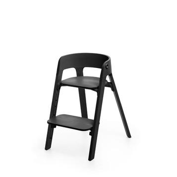 Stokke Steps 200916-8I0323 Black Seat-Bl