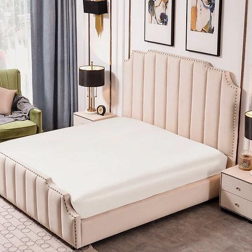 Seamless Silk Sheet Set - Ivory