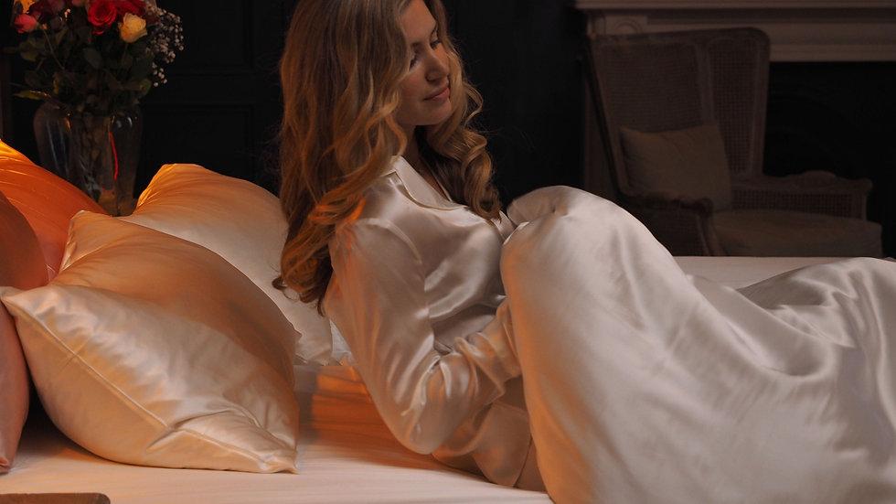 Seamless Silk Duvet Cover
