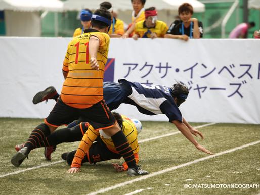 障がい者スポーツの模範