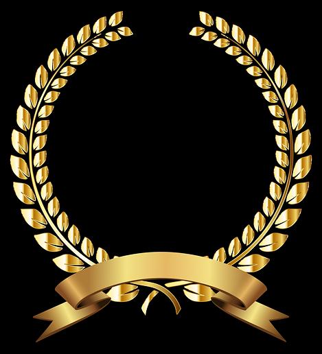kissclipart-golden-laurel-wreath-clipart