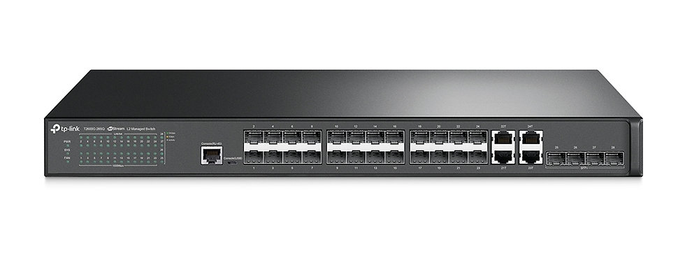 Tp Link JetStream 28-Port Gigabit SFP L2 Managed Switch
