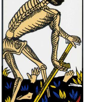 A Morte (Arcano 13)