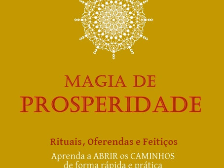 MAGIA DE PROSPERIDADE - CURSO ONLINE