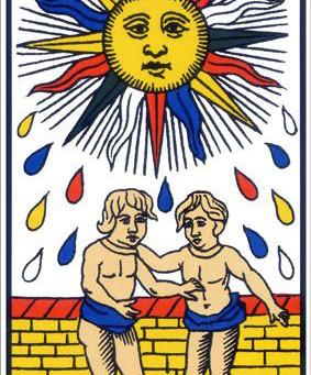 O Sol (Arcano 19)