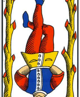 O Pendurado (Arcano 12)
