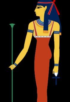 Ísis - Deusa da Magia e do Amor Incondicional