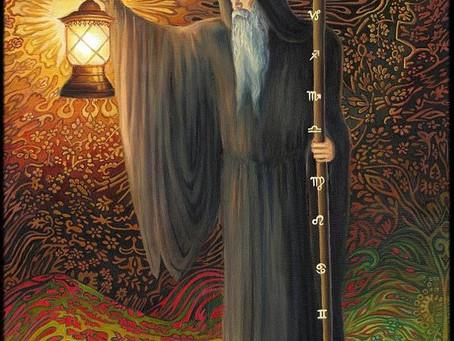 Ritual do Eremita: Despertando o Poder Interior