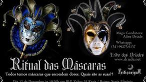 Ritual das Máscaras - Tribo das Dríades