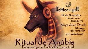 Ritual de Anúbis - Descarrego de Fim de Ano