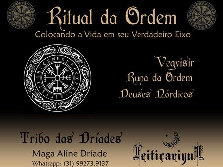 Ritual da Ordem
