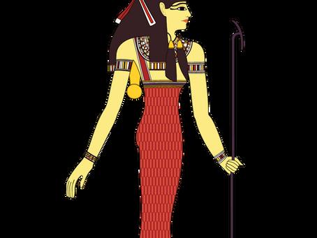 Hathor - Deusa das Artes e dos Prazeres