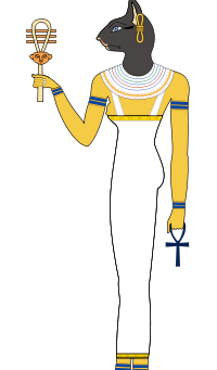 Bast - Deusa Mãe da Alegria