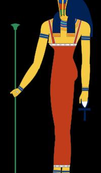 Wadjet - Deusa Serpente