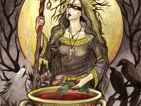 Cerimonial da Bruxa