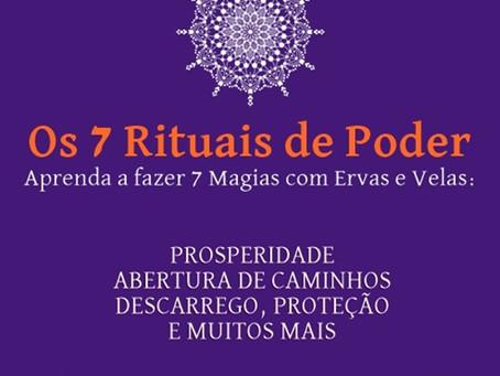 OS 7 RITUAIS DE PODER