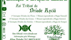 Iniciação à Bruxaria Natural - Tribo das Dríades