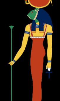 Sekhmet - Deusa Leoa, Protetora da Justiça Divina