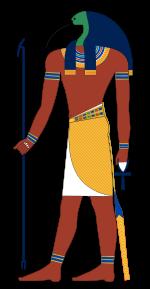 Thoth - Deus do Conhecimento Divino