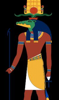 Sobek - Deus Crocodilo