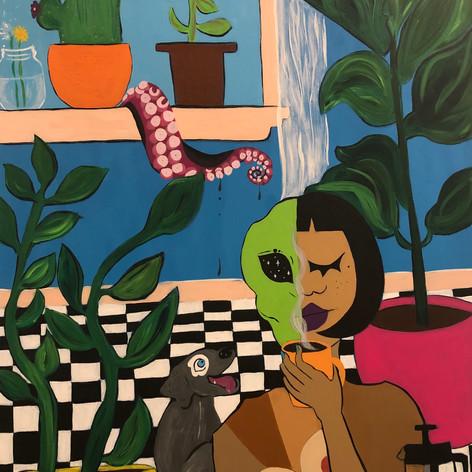 the garden apartment (2020)