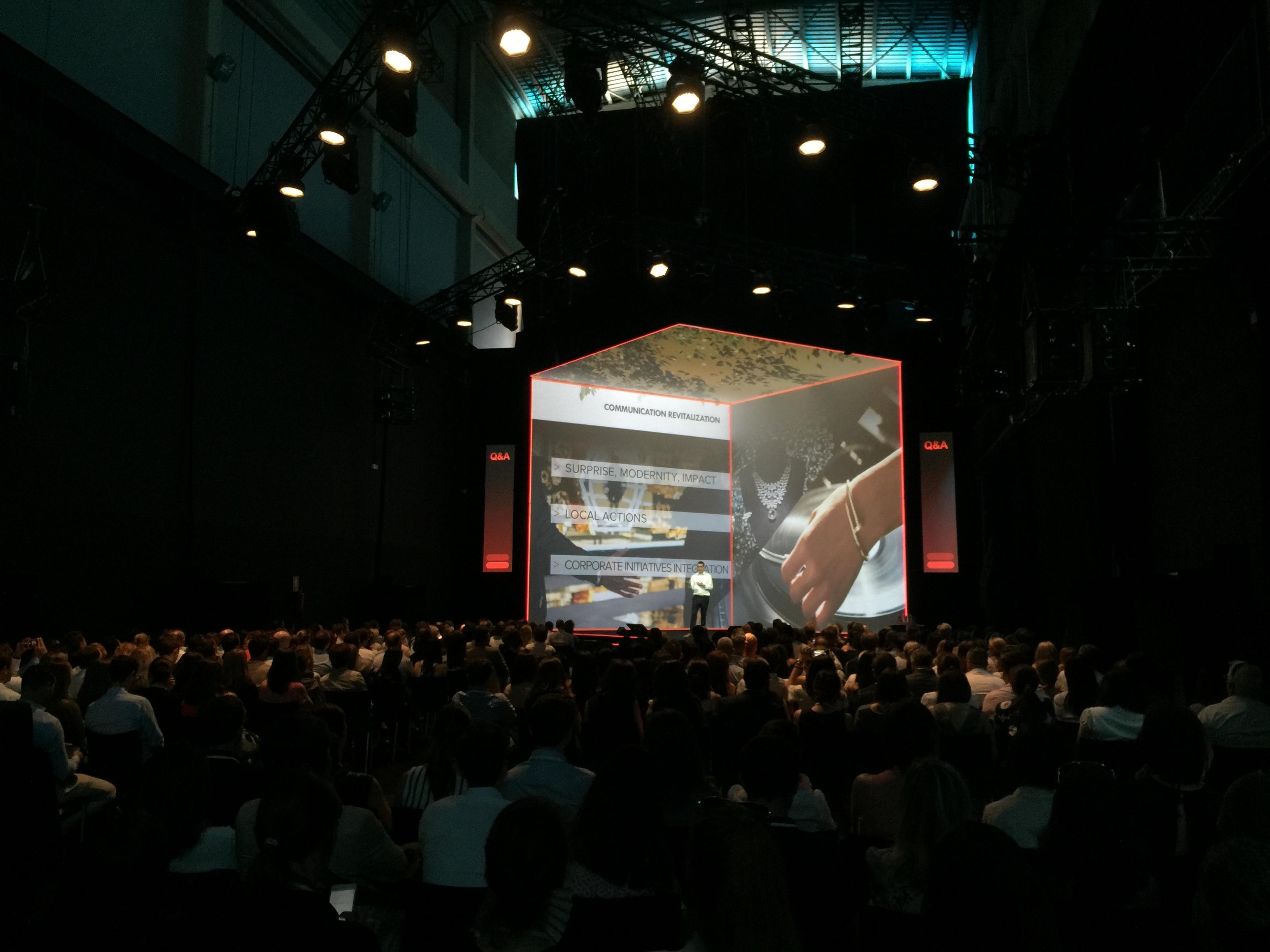 Cartier Barcelona 2017