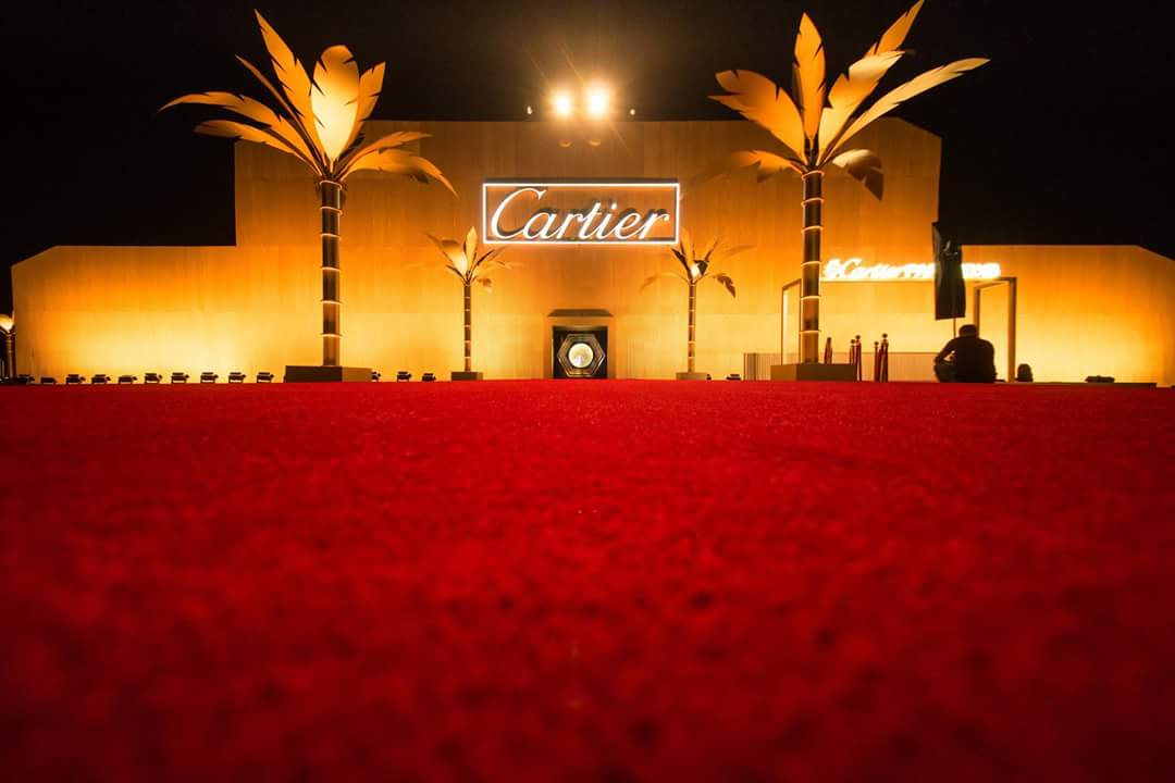 Cartier Party DXB
