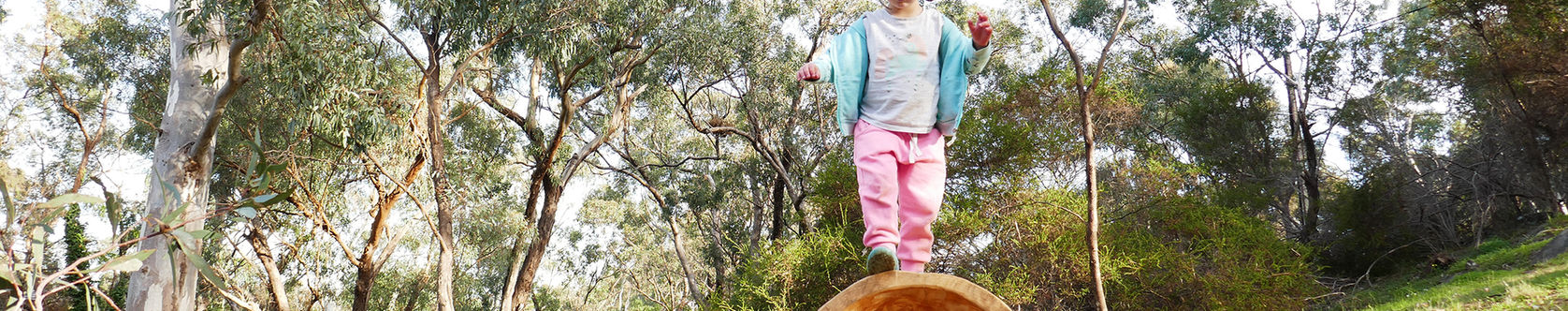 Ossie Goldsworthy Nature Playspace