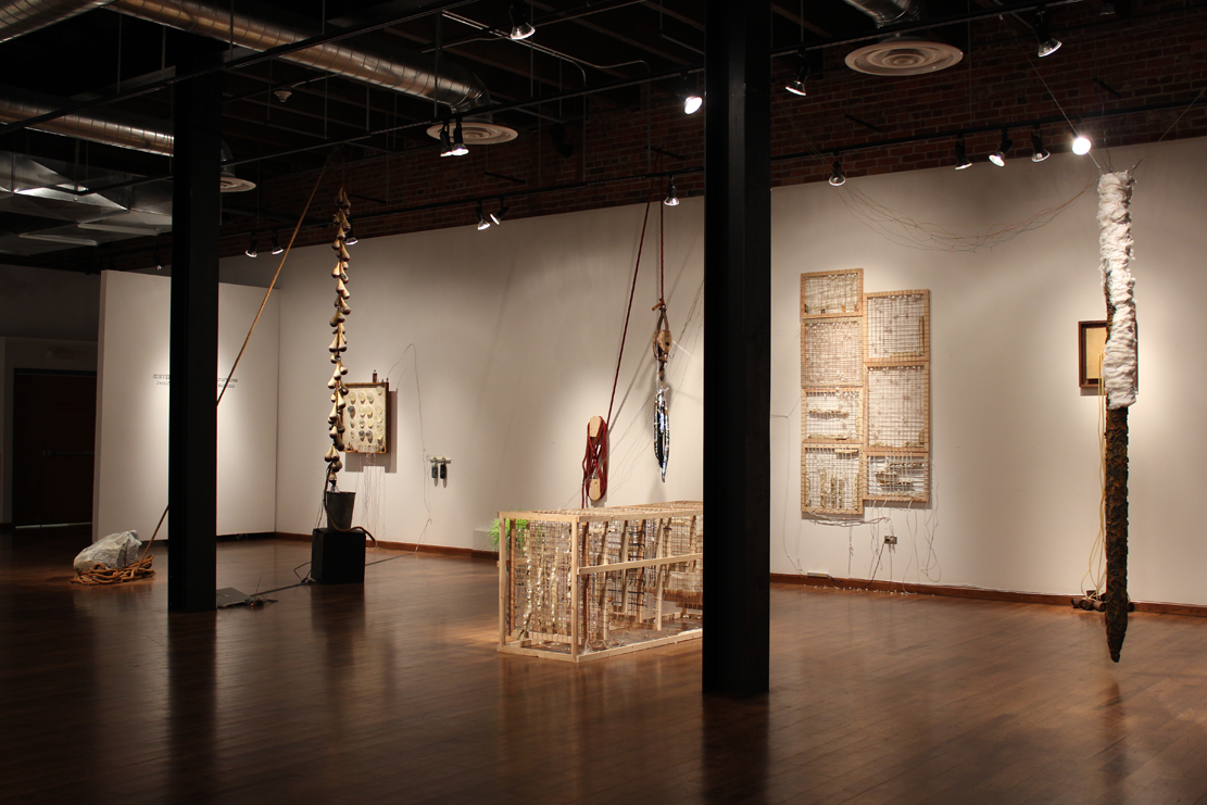 CONVERGENCE (Installation View)