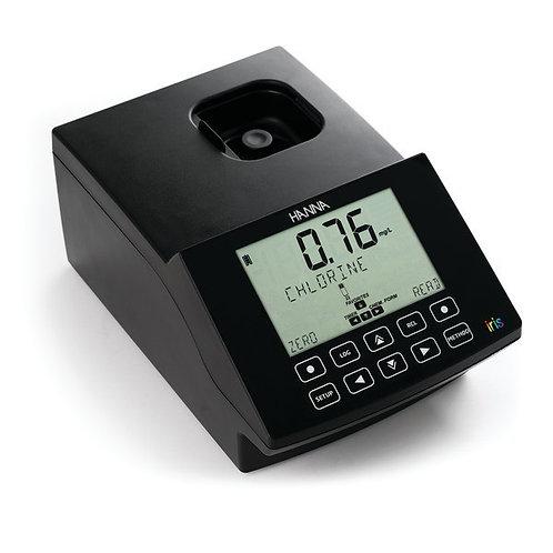 Espectrofotómetro IRIS HI801-02