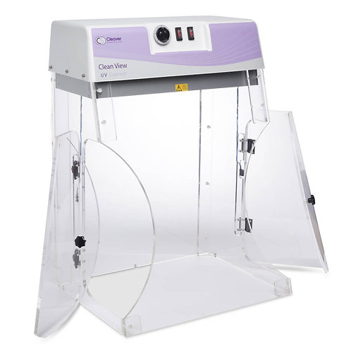 UV Sterilisation Cabinet for PCR Preperation, 230V