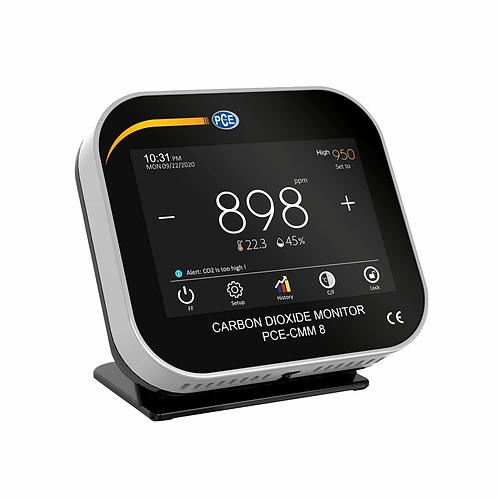 Medidor de CO2 PCE-CMM 8