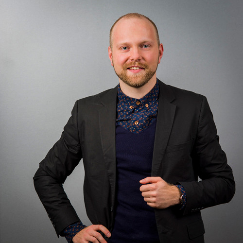 Allan Päll, Secretary General, European Youth Forum AISBL