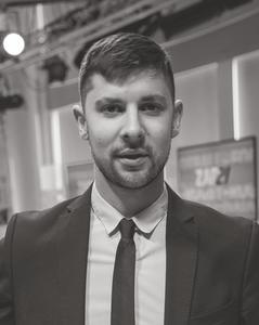 Maxime Leblanc, Responsable des affaires européennes/EU Affairs Manager, Sport et Citoyenneté